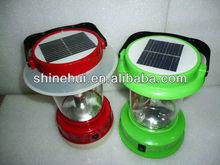 CE ROHS Approved Low MOQ solar led hurricane lantern SHTY-02C