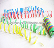 party serpentine streamer