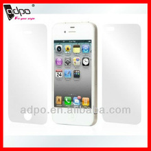 Manufacturer! Screen protector for iphone 5 anti glare with nice retail packaging