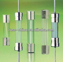 glass tube type fuses