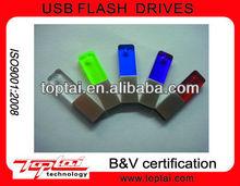 128MB Promotion with Lanyard Plastic Mini Encryption Printing Logo 128MB Light Thumb Drive