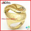 R5771 Unique Design Cheap Gold Rings 2012