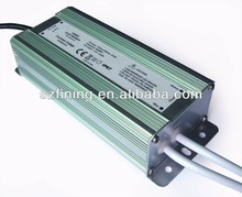 Cheapest IP67 12V 5A 60W waterproof LED power supply with CE used for LED cabinet light