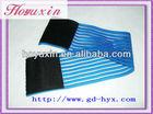 Elastic waist trimmer belt with velcro