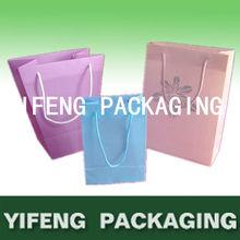 custom brand printing paper carry bags