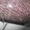 garment accessory metal trims colorful shiny