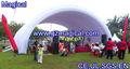 2013 parteinflável túnel tenda para eventos