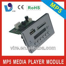 VTF-0025 Vire usb mp4 card