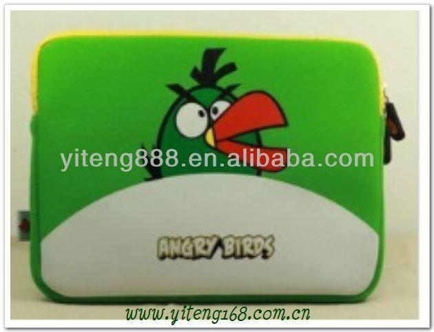 2013 hot-selling hign quality waterproof neoprene laptop case
