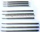 hot selling erasable pen refill, metal pen refill