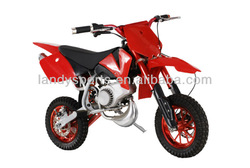50cc mini kids dirt bike/cheap motorcycle/2 stroke dirt bike (LD-DB209)