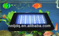 120w diy dimming led aquarium lamps 60*3w bridgelux /Epistar 20000k diy led aquarium lights coral reef tank