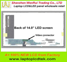 LP140WH1(TL)(C6) 14 wxga laptop screen fit LTN140AT07 Glossy