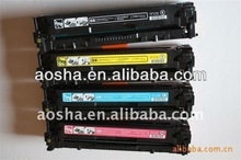 Hot selling color ink cartridge CB530A 531 532 533 for hp 530 cartridges toner for inkjet refill machine