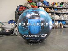 2012 helium ballon, helium sphere, helium balls full printing S3088