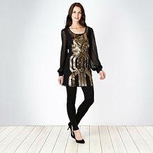 bead paillette women blouse 2013,ladies tops latest design