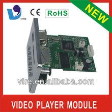 VTF-0025 New Chip usb video player module