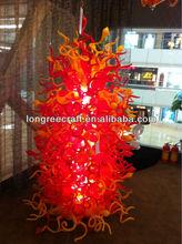 2012 Artificial Light Up Murano Glass Christmas Tree