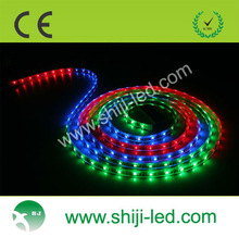 flexible ws2801 rgb led pixel color changing strip