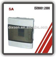 SA Flush mounting plastic Distribution Box