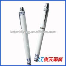 LT-A413 Porcelain finished metal roller pen