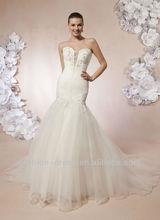 2013 Beautiful Sweetheart Neckline Alibaba Wedding Dress