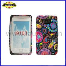 Soft Jellyfish TPU Gel Case Cover for Samsung Galaxy S2 i9100,Fashion Case--Laudtec