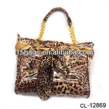 2012 Fashion clear PVC waterproof handbag