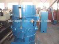 HDPE LDPE film agglomerating machine