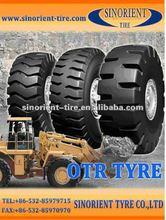 Bias Off the Road Tyres 16.00-24 16.00X24 Bias OTR tire E3/L3
