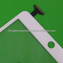 Hot! Wholesale! LCD screen for ipad mini lcd screen digitizer white