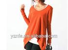 casual dress for women 2013 latest design fashion shirt hottest korean style lady wear