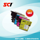 LC39 New compatible ink cartridge For Brother DCP-J125, MFC-J410