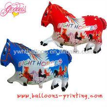 Mylar Balloon&Helium Balloons of eight horse