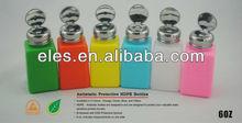 ROHS 4oz/6oz/8oz different colors esd dispenser bottle
