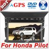 "Digital touch screen 6.2"" car radio gps for honda pilot"