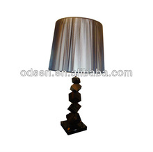 2012 Newest Indoor Hotel Bedside Lamp ,Crystal Table Lamp