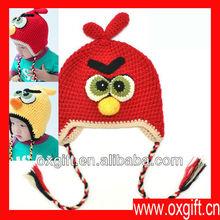 Cute Bird baby hat