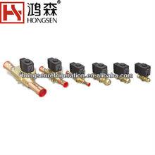 Refrigeration Magnetic valve EVR solenoid valve