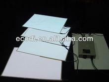Polar brightness 150cd/cm2 various color customized electrical backlight panel
