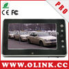 GPS mobile data terminal with WinCE 6.0 OS, 5-wire touch panel, WiFi, GPS for taxi dispatch (Olink M788)