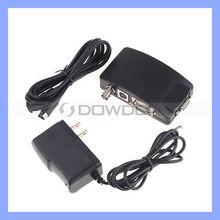 BNC to VGA Converter Video PC Adapter