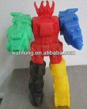 de juguete de plástico de resina elhombredejuguetes
