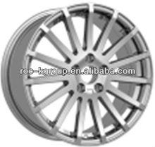 Full Polished Sliver car wheels 17*7.5