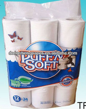 Top Quality Toilet Paper,Printed Hygienic Biodegradable Bathroom Paper Roll
