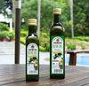 250ml,500ml,750mland 1000ml empty dark green square olive oil glass bottle for sale