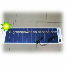 Thin Film Photovoltaic Modules Flexible Panel 18V 27W