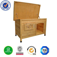 Dog Kennel with Hinged Roof DXDH001