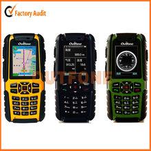 GSM walkie talkie phone with gps