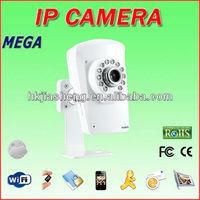 night vision webcam P2P indoor infrared security surveillance wifi wireless wired network cctv ip camera